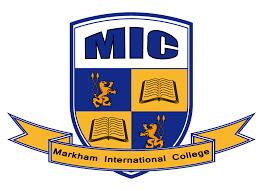 Markham International College logo